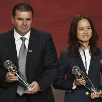 Japan cleans house at AFC awards