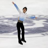 Hanyu shatters own world record with 106.33 points in  short program