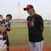 Taiwan's Yoh, Chen draw on experiences playing in NPB