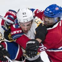 Canadiens' surge continues