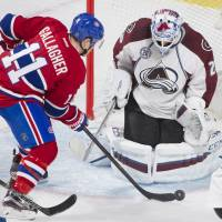 Avs scalp Canadiens at Bell Centre