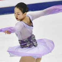 Mao claims Cup of China title; Hongo places second