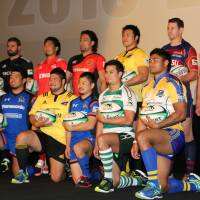 Top League looking to capitalize on Rugby World Cup fever