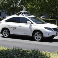 Despite Google push, California says self-driving cars must have steering wheel and driver behind it