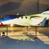 Honda's business jet certified fit to fly by U.S. regulators