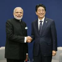 Abe visit unlikely to lead to nuclear deal with India's Modi