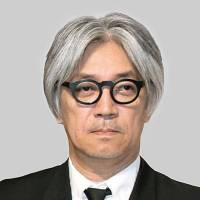 Ryuichi Sakamoto nominated for Golden Globe Award