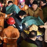 Chinese mine boss drowns himself after deadly collapse