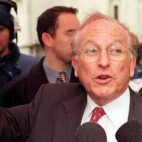 Former U.K. politician Janner dies before sex abuse trial begins