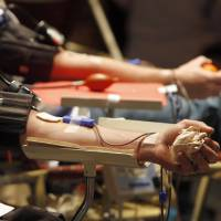U.S. eases gay, bisexual male blood donation ban in line with Japan, U.K., Aussie policies