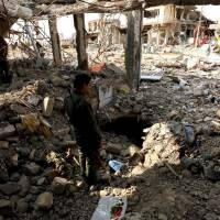 November saw most bombs yet hit Islamic State targets by U.S. group