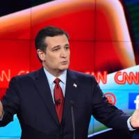 Republican senator checking if Cruz unveiled classified info during candidate debate