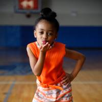 'Mini Beyonce' dancer, 4, bags YouTube's '15 crown