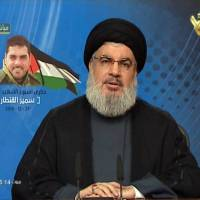 Retaliation 'coming' against Zionists, Hezbollah leader warns Israel over militant's Syria airstrike death