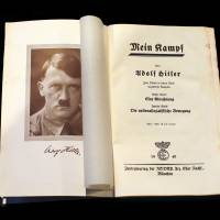 Re-print of Hitler's 'Mein Kampf' unleashes row in Germany