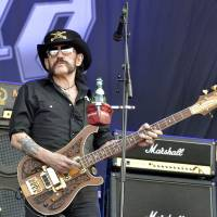 Heavy metal band Motorhead's frontman dies of cancer at age 70