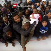 No Christmas let-up in Italy-bound migrant flow as 4,000 rescued over weekend