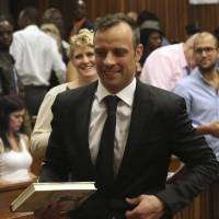 Pistorius granted bail, will appeal murder convict