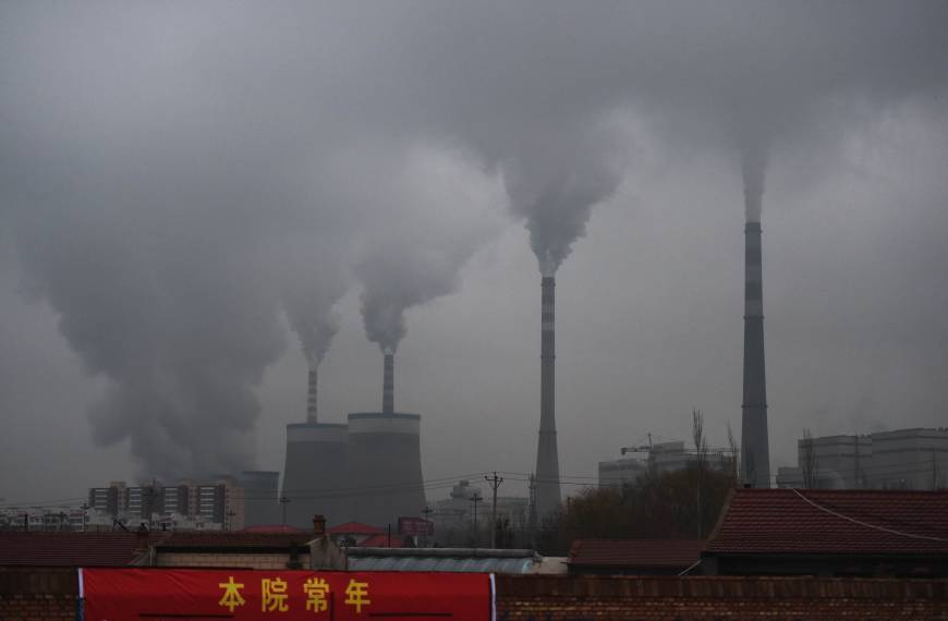 Can trading pollution like stocks help fight climate change?