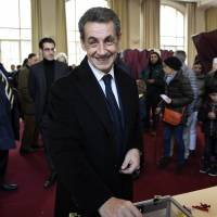 France's shift to the right bypasses Sarkozy's new party