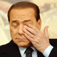 Italian man sets himself on fire near Berlusconi's villa: media