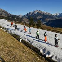 Switzerland has kept records for 150 years and this December clocks in as the warmest