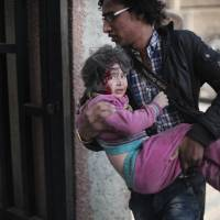 Syrian regime forces take Damascus suburb airbase held by rebels for three years