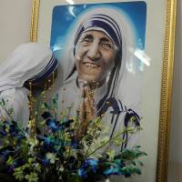 Mother Teresa is put on track for sainthood