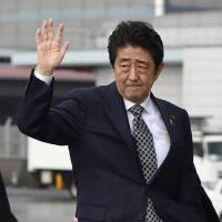 Abe off to India for talks with Modi on nuclear technology pact