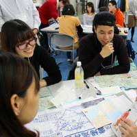 Yokohama association helps foreigners overcome language barrier, fit in