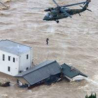 Joso disaster prompts ministry rethink of flood control, prediction policies