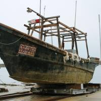 Ghost boats washing up in Japan may be result of North Korean fishing drive for food, cash