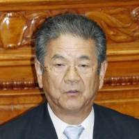 Former Defense Minister Toshimi Kitazawa to retire from politics