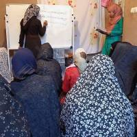 Kyoto group gives Afghan women literacy classes