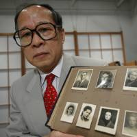 Photos ID'd of European WWII refugees saved by Japanese tourism official