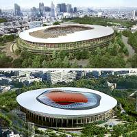 Two new Olympic stadium designs unveiled by Japan Sport Council