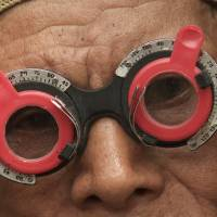 Hard gaze: Joshua Oppenheimer 's documentary 'The Look of Silence' — about a survivor of the mid-1960s Indonesian massacres — is as painful to sit through as its predecessor, the critically acclaimed 2012 film 'The Act of Killing.' | © FINAL CUT FOR REAL APS, ANONYMOUS, PIRAYA FILMS AS AND MAKING MOVIES OY 2014