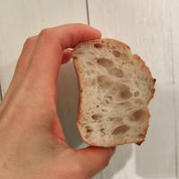 Holy bread: The proof of a good baguette is in the cross section. | KAORI SHOJI