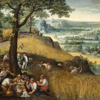 'The Genesis and Development of Landscape Painting from Kunsthistorisches Museum Wien'