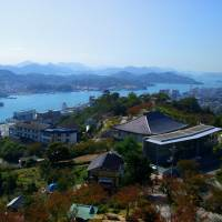 The changing view of Onomichi town