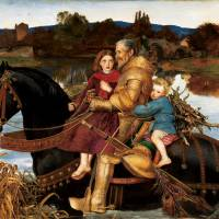 'Pre-Raphaelite and Romantic Painting from National Museums Liverpool'