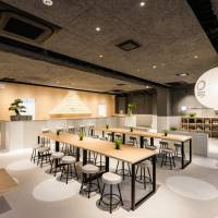 Bunka Hostel Tokyo: One of the draws of the hostel is its own Japanese-style pub.