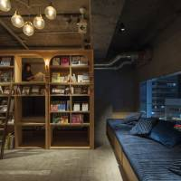 Read it and sleep: Book And Bed Tokyo in Ikebukuro has beds built into bookshelves. | KASTUHIRO AOKI © RSTORE 2015