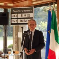Promoting Japanese direct investment in Italy