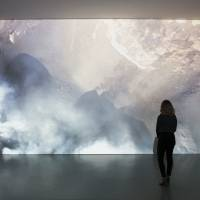 Laurent Grasso alludes to a future in our past