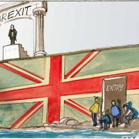 The folly of a British 'Brexit'