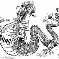 A war on terror with Chinese characteristics