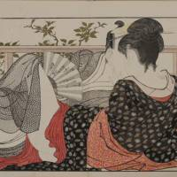 There is a lot going on behind the closed doors of shunga