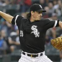 Giants land Samardzija in free agency