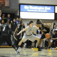Watanabe playing key role in George Washington's rise to prominence